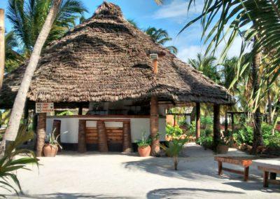 Kilwa hotel bar