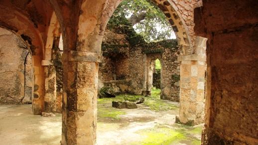 Kilwa Ruins Tour