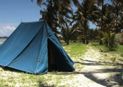 kilwa campsite-camping in Kilwa