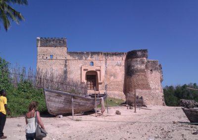 visiting kilwa ruins