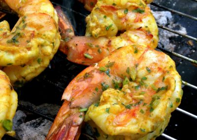 Kilwa kimbilio restaurant seafood